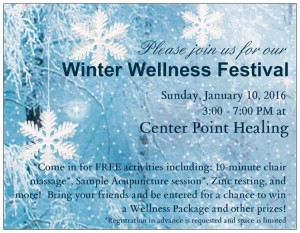 Winter Wellness Festival